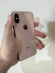 Iphone xs 64 gb gold conservadíssimo