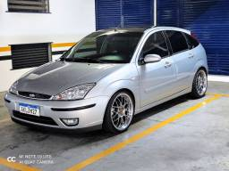 Focus Ghia 2007 (câmbio manual com teto solar)