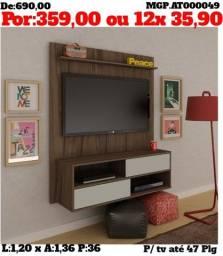 Painel de televisão até 50 Plg-OPainel de TV - Painel Barato- Liquida em MS