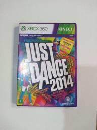 Título do anúncio: JOGO JUST DANCE 2014 XBOX 360