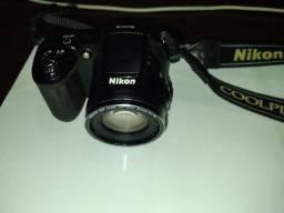 Título do anúncio: Camera Nikon L820