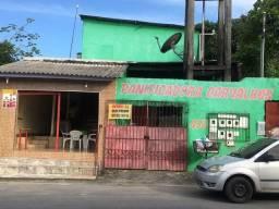 Casa e ponto comercial a venda no Sta Inês