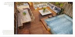 Título do anúncio: O Seu Rooftop excluvivo a Beira Mar da Praia de Muro Alto, confira!