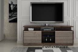 Rack Bancada Valdemóveis Roma Para TV Até 70