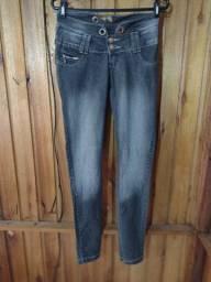 553 - Promoção calças jeans diversos modelos - Tam 36