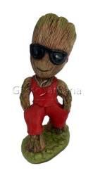 Vaso em Gesso Groot Verão. Lançamento!!!!