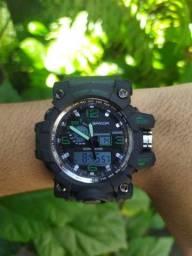 Título do anúncio: Relógio Militar Sanda Masculino