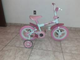 Título do anúncio: Bicicleta infantil ótimo estado