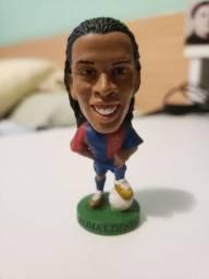 Mini Craque Ronaldinho Gaúcho Barcelona Prostars Raríssimo