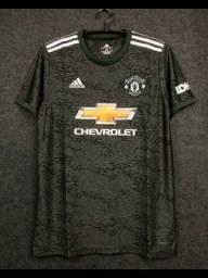 Camiseta de time manchester united promoção
