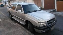 S10 completa Diesel 2.8 Turb/Interc 4x2 ano 2002