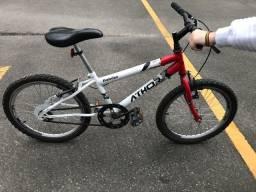 Título do anúncio: Bicicleta infantil aro 20 - USADA