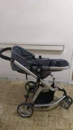 Carrinho de bebê / bebê conforto.