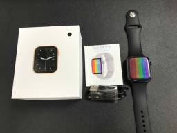 Smartwatch IWO W26 + Pulseira Grátis