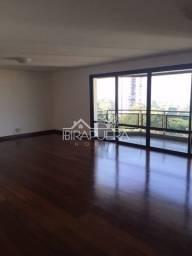 Apartamento de 329m² com 4 suítes e 3 vagas para locação, Alto da Boa Vista, São Paulo