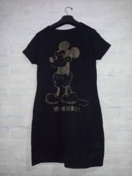 Vestido Mickey da Riachuelo.