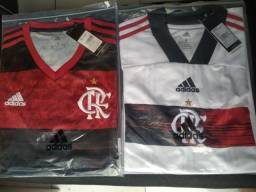 Camiseta de time Flamengo