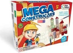 Mega Construções 45 peças 3+ 7394