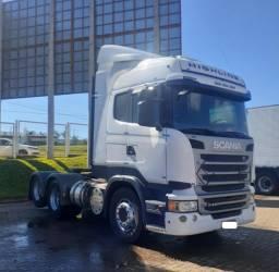 Entrada 67.200,00 + 150 x 3.680,00 - Scania R-440 A 6x4