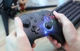Controle GameSir T4-Pro ® - 2,4Ghz - Compatível com Android/iOS/Switch/Windows