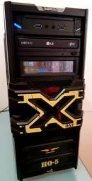 Computador Gamer Top -  AMD Fx-8350, GTX 650 1gb, 8gb DDr3, SSD 240gb, Water Cooler H60