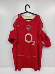 Camisa Arsenal Nike Henry 14