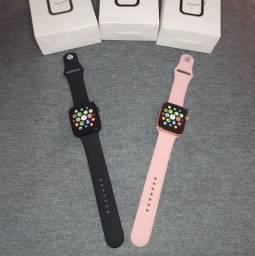 Título do anúncio: Smartwatch X8 Mais Pulseira Milanesa
