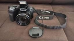 Título do anúncio: Câmera Semiprofissional Canon SX520 HS