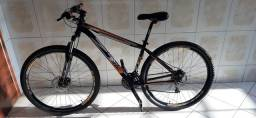 Bike pouquíssimo usada