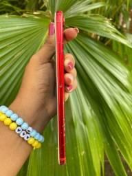 iPhone 7 Plus vermelho 128 GB