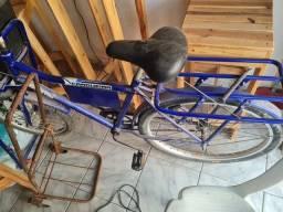 Título do anúncio: Bicicleta carga
