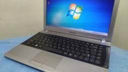 Notebook Samsung Rv415 Notbook Dual core Windows 7 Word Excel Wifi Pdf