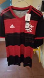 Blusa  do Flamengo original tamanho m