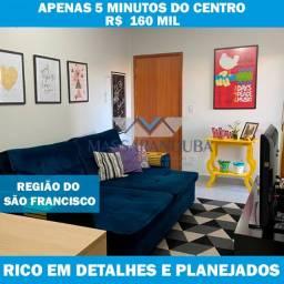 Apartamento 01 Quadra Tamandaré  - Rico em detalhes