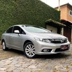Honda Civic LXR Aut Flex 2014