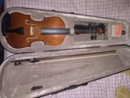 Violino Parrot novo. Vendo ou troco por celular