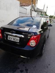 Vendo ou troco Chevrolet Sonic 2013 completo