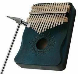Título do anúncio: Instrumento musical Kalimba/Piano de dedos LACRADO