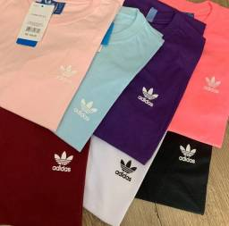 Blusas da Adidas