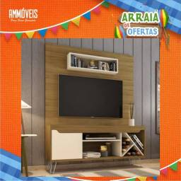 """Arraiá De Ofertas Home Lauren 52""""- Entrega e Montagem Grátis"""