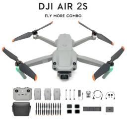 Drone DJI AIR 2S Combo Novo