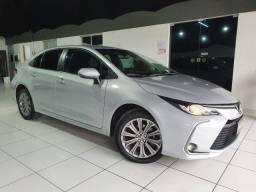 Título do anúncio: Lindo Toyota Corolla XEI 2.0 Automático 2020 Prata Com Apenas 60.000 KM !!!