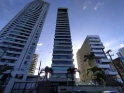 Apartamento com 4 quartos (4 suítes) na Av. Boa Viagem, com 4 vagas - Pina