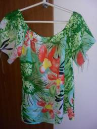 Título do anúncio: Vendo uma blusa estampada
