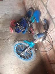 Bicicleta completa