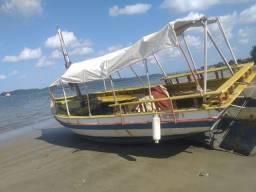 Barco de pesca **