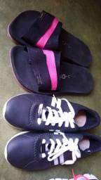 Lotes de sapatos