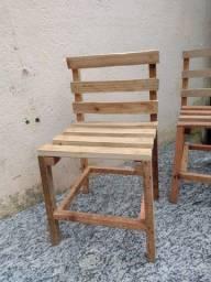 Cadeiras pré fabricadas