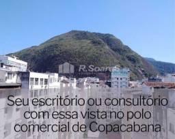 Título do anúncio: Sala comercial para alugar em Copacabana, Rio de janeiro cod:LDSL00047