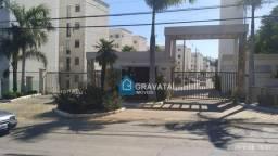 Título do anúncio: Apartamento com 2 dormitórios para alugar, 48 m² por R$ 870/mês - Passo das Pedras - Grava